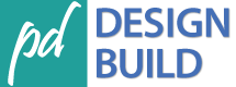 PD Design Build Logo