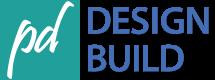 PD Design Build Logo